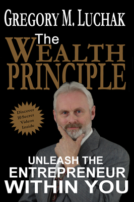 The Wealth Principle NOW AVAILABLE ON KINDLE (Video)