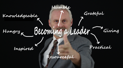 Secret Video #8: Becoming a Leader (Video)