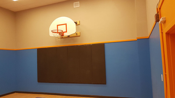 Sound Proofing a Basketball Court