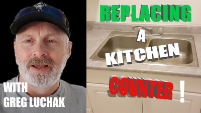 RBi TV Presents: Replacing A Kitchen Counter (Video)