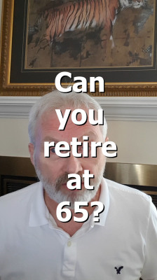 Can you retire at 65? (Video)